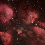 Der südliche Katzenpfotennebel (NGC6334)