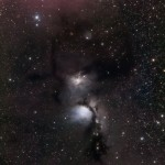 M78 - the dark side of Orion