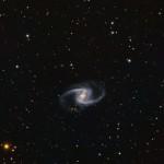 Balkenspiralgalaxie NGC1365